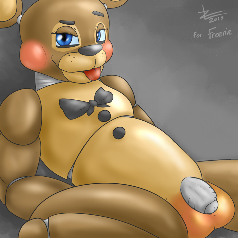 toy chica at five nights freddy's If adventure time was a3d anime