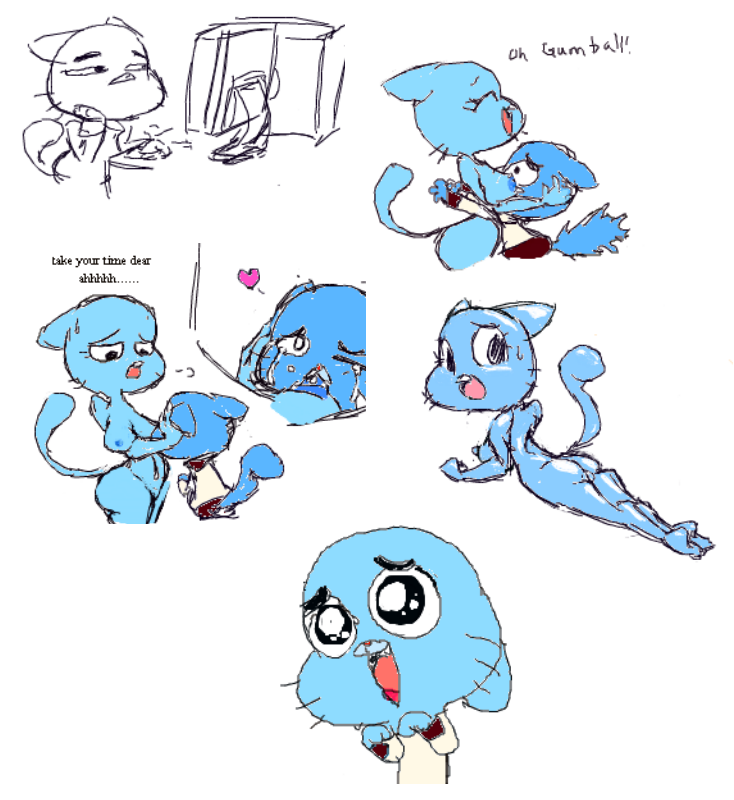 of world the larry amazing gumball Mr gus from uncle grandpa