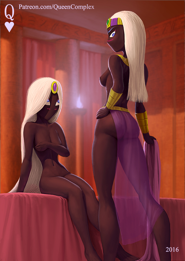 of cats one player ready queen Dimples_of_venus