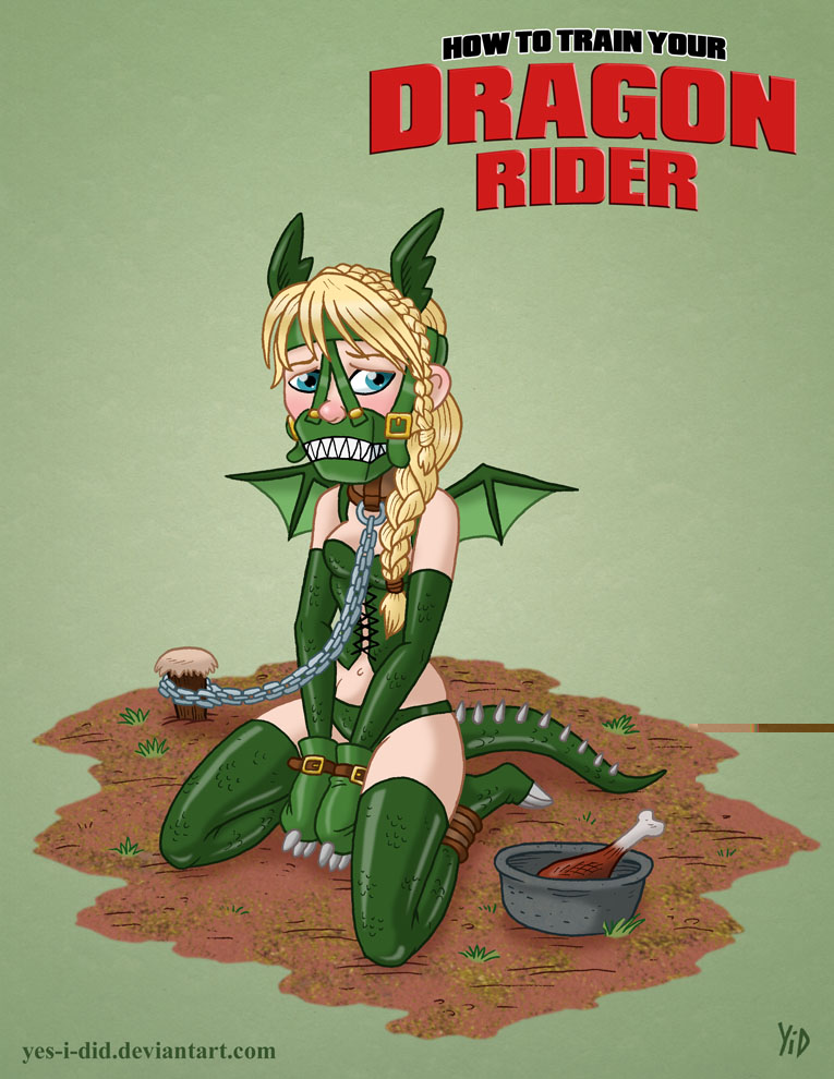 who to dragon plays how in your astrid train My little pony mrs cake