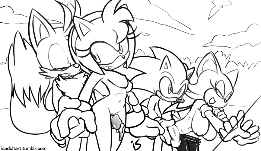 x and topaz sonic rouge Amazing world of gumball miss simian