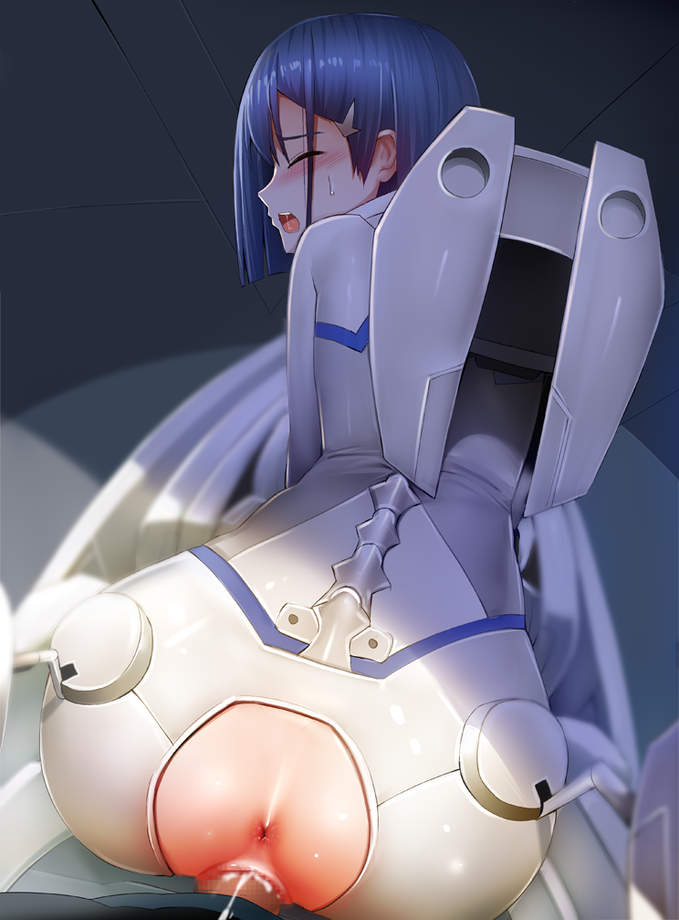 the in franxx uncensored darling Ash and serena fanfiction lemon