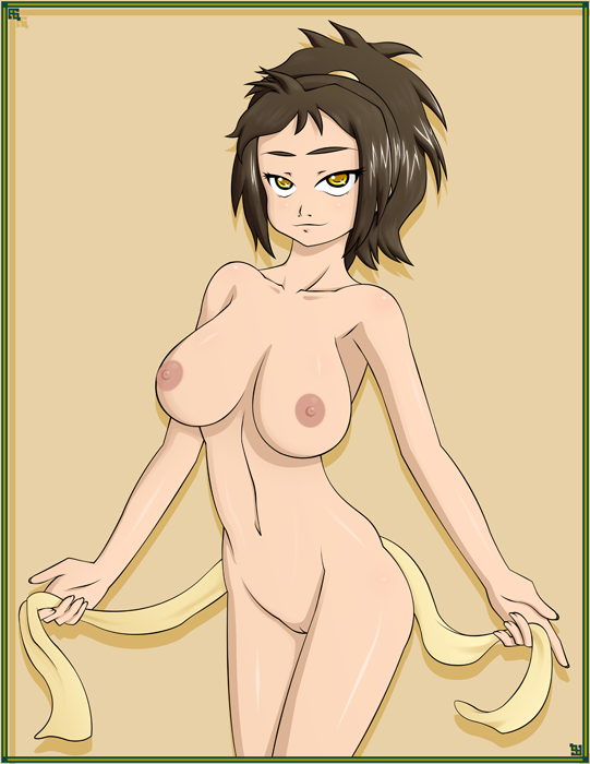 last the koh avatar airbender My little pony tied up