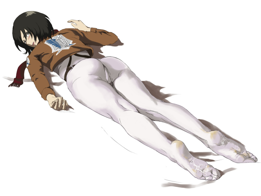 feet on titan mikasa attack Marionette five nights at freddy's gif
