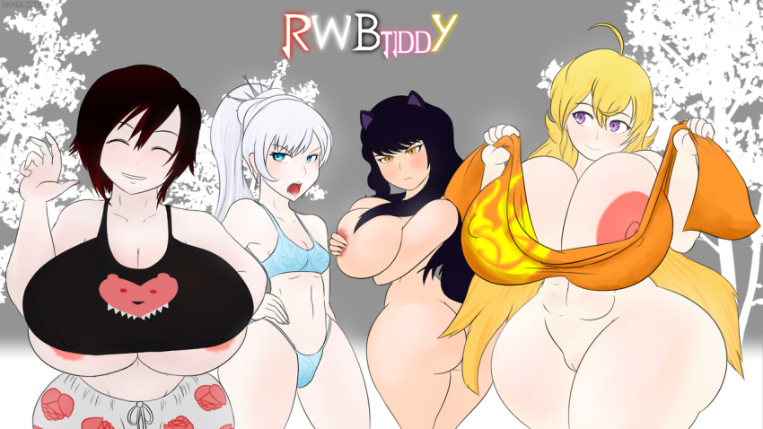 fanfiction grimm is rwby a ruby Huniepop what to do with panties