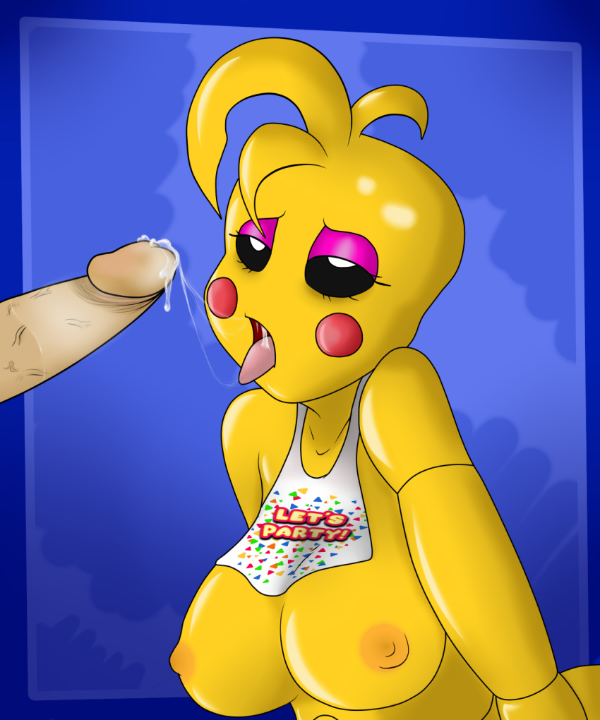 chica toy fnaf mangle and My little pony timber spruce