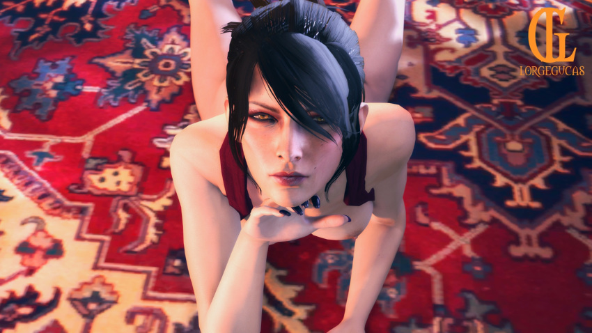 age dragon cassandra inquisition naked Detective girl of the steam city cg