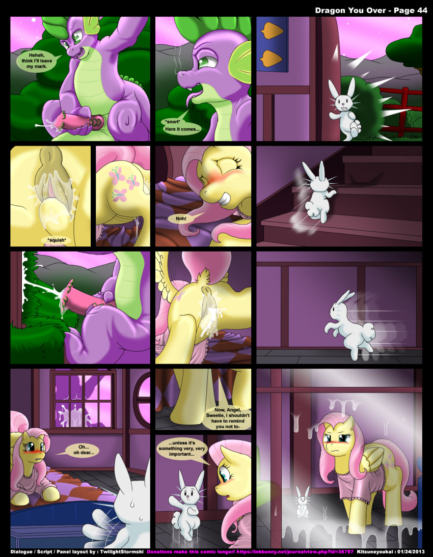 my tlckle friendship is little spike pony magic Living with hipstergirl and gamergirl