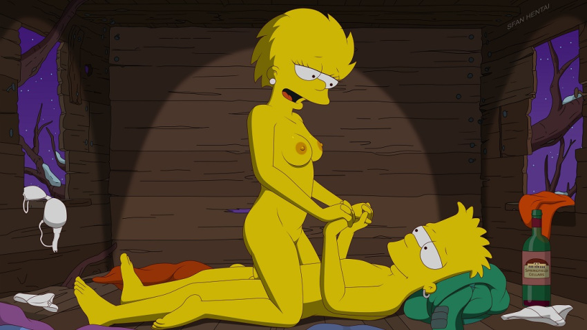 and bart simpson naked lisa Conker's bad fur day cogs
