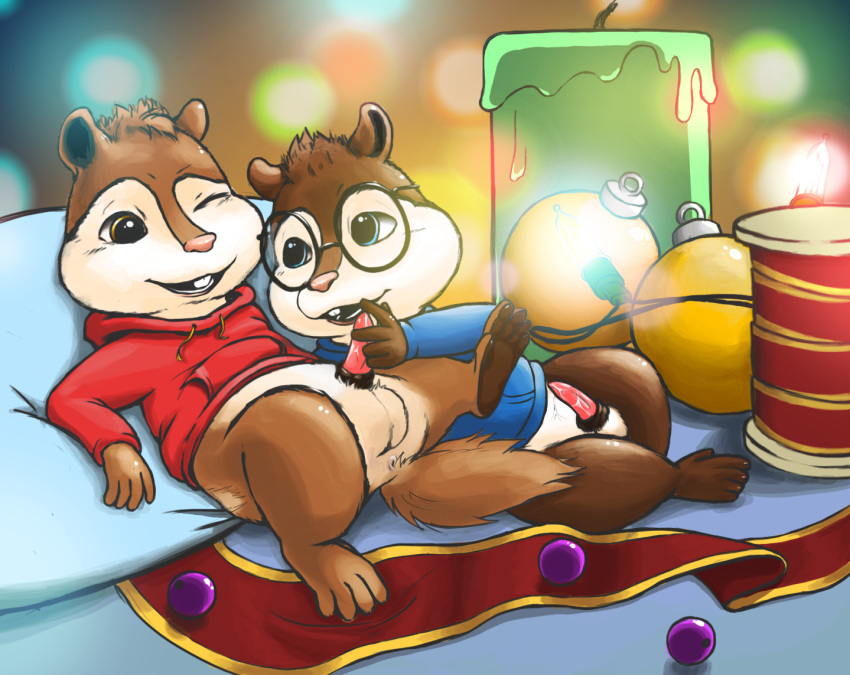 alvin and chipmunks the blowjob Tornado one punch man naked