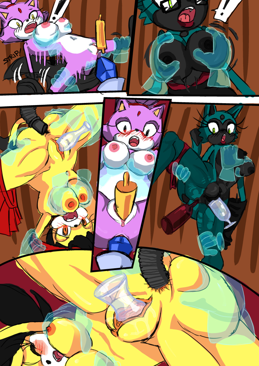 cat cheese e crusty the chuck Star vs the forces of evil marco diaz