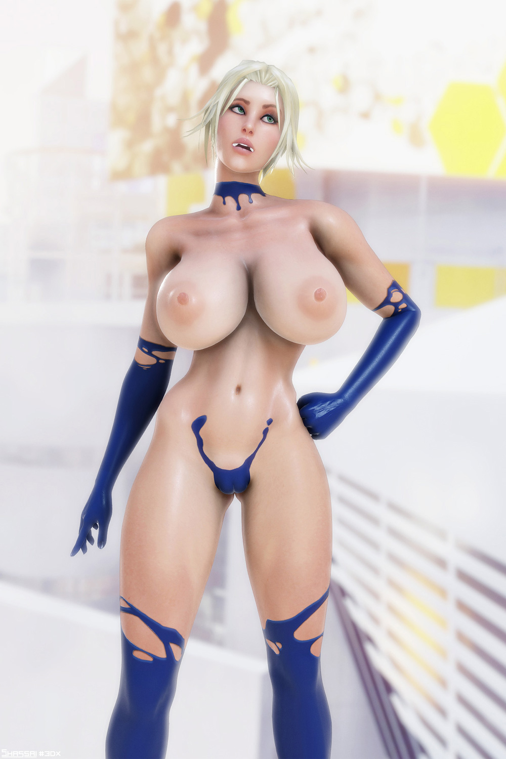 power girl claude marie bourbonnais Yup this is going in my cringe compilation