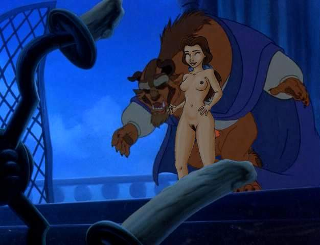 beauty the and belle nude beast Gwen from total drama island