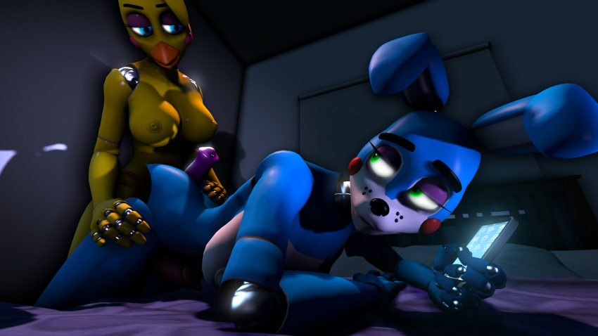 and fnaf mangle chica toy Ebony darkness dementia raven way